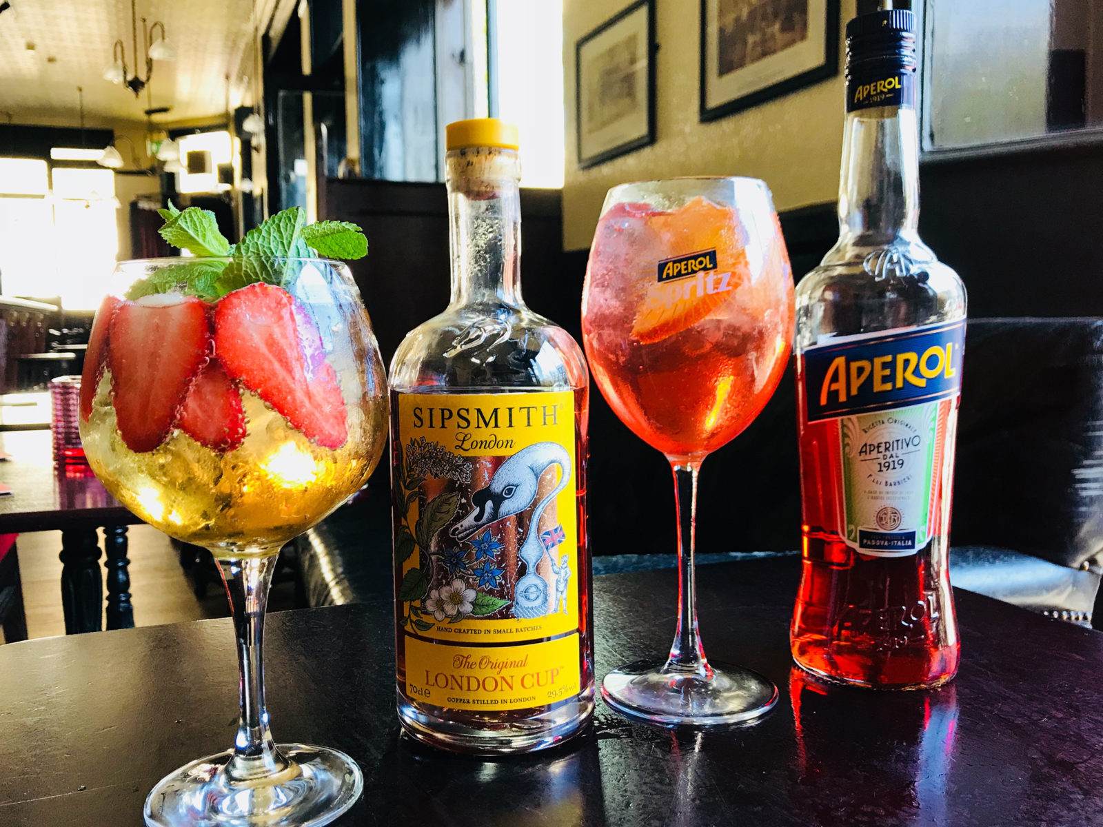 We know how to enjoy summer to the fullest. Ask us about our Gin of the week and cocktail recommendations